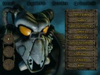 Hlavní obrazovka