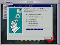 Odstraňuji operační systém z vašeho počítače