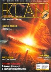 KLAN 18 - červen 1998