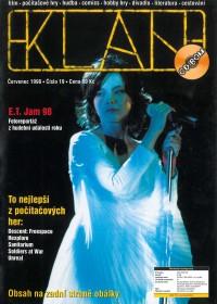 KLAN 19 - červenec 1998