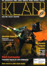 KLAN 20 - srpen 1998