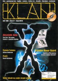 KLAN 21 - září 1998