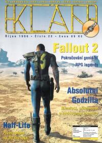 KLAN 22 - říjen 1998