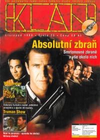 KLAN 23 - listopad 1998